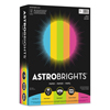 Neenah Paper Astrobrights® Color Paper -Bright Assortment WAU 99608