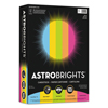 "Neenah Paper Astrobrights® Color Cardstock -""Bright"" Assortment WAU 99904"