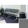 Benches Metal Benches: Wausau Tile - 6' Add-on bench unit
