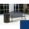 Wausau Tile Bench with arched back WAU MF2201B