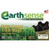 double markdown: EarthSense® Large Trash Bags