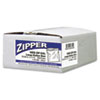 Webster Handi-Bag® Resealable Clear Plastic Storage Bags WBI ZIPGAL