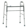 Ring Panel Link Filters Economy: Compass Health Brands - ProBasics Bariatric Two-Button Folding Walker without Wheels, Adult