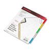 Wilson Jones Wilson Jones® Gold Pro Insertable Tab Indexes WLJ 54145