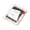 Wilson Jones Wilson Jones® Single-Sided Reinforced Insertable Tab Index WLJ 54310