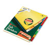 Wilson Jones Wilson Jones® Single-Sided Reinforced Insertable Tab Index WLJ 54311