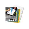Wilson Jones Wilson Jones® View-Tab® Transparent Index Dividers WLJ 55061