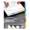 Wilson Jones Wilson Jones® View-Tab® Paper Index Dividers WLJ 55964