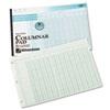 Wilson Jones Wilson Jones® Column Write® Side Bound Columnar Pad WLJ G7213A