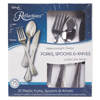 WNA WNA Reflections™ Heavyweight Plastic Utensils WNA 612375