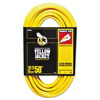 Coleman Cable CCI® Yellow Jacket® Power Cord 2884 WOO 2884