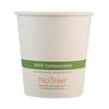 World Centric World Centric® NoTree™ Paper Hot Cups WOR CUSU10