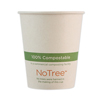 World Centric World Centric® NoTree™ Paper Hot Cups WOR CUSU6