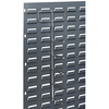 Quantum Storage Systems Vertical Tape/Reel Holder For Louvered Panels QNT WS-VTH
