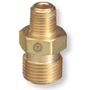 Western Enterprises Male NPT Outlet Adapters for Manifold Piplelines WSE 312-B-21