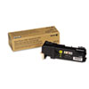 Xerox Xerox 106R01596 High-Capacity Toner, 2,500 Page-Yield, Yellow XER 106R01596