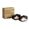Xerox Xerox 106R02605 Toner, 9000 Page-Yield, Black, 2/Pk XER 106R02605