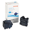 Ring Panel Link Filters Economy: Xerox 108R00926 Solid Ink Stick, 4,400 Page-Yield, Cyan, 2/Box