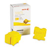 Xerox Xerox 108R00928 Solid Ink Stick, 4,400 Page Yield, Yellow, 2/Box XER 108R00928