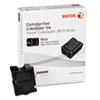 Xerox Xerox 108R00953 Solid Ink Stick, 16,700 Page-Yield, Black, 6/Box XER 108R00953
