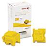 Xerox Xerox 108R00992 Ink Sticks, 4200 Page-Yield, Yellow, 2/Box XER 108R00992