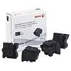 Xerox Xerox 108R00994 Ink Stick, 9000 Page-Yield, Black, 4/Box XER 108R00994