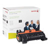 Xerox Xerox 6R1443 Compatible Remanufactured Toner, 11700 Page-Yield, Black XER 006R01443