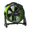 XPOWER FC-250D 1560 CFM Variable Speed Pro 13 Brushless DC Motor Air Circulator Utility Fan with Timer XPO FC-250D