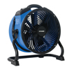 XPOWER 1/4 HP 2100 CFM 4 Speed Portable Multipurpose 14 Heavy Duty Shop Fan Air Circulator XPO FC-300