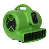 XPOWER X-600A 1/3 HP 2400 CFM 3 Speed Air Mover XPO X-600A Green