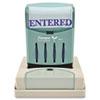Shachihata Xstamper® ECO-GREEN VersaDater Custom Pre-Inked Stamp XST 1XDN82