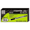 Zebra Zebra Jimnie® Gel Stick Roller Ball Pen ZEB 14410