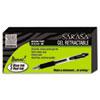 Zebra Zebra Sarasa® Gel Retractable Roller Ball Pen ZEB 14680