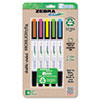 Clean and Green: Zebra Eco® Zebrite Double-Ended Highlighters
