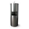 Zogics Stainless Steel Wipes Floor Dispenser ZOGZ650