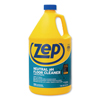 Zep Commercial Multi-Surface Floor Cleaner, Pleasant Scent, 1 gal Bottle ZPE ZUNEUT128EA