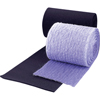 Air and HVAC Filters: Flanders - Treated Poly Auto Rolls - 26-1/4x65, MERV Rating : 5