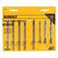 DeWalt Universal Shank Blade Sets DEW115-DW3790