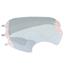 3M OH&ESD Ultimate FX Full Facepiece Respirators Parts & Accessories 3MO142-FF-400-03