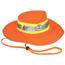 Ergodyne GLoWEAR® 8935 Hi-Vis Ranger Hats ERG150-23260