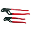 Cooper Industries Straight Jaw Tongue & Groove Plier Sets CHT181-R200SET2