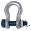 Cooper Industries 999-G Series Anchor Shackles ORS193-5391035