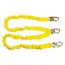 SafeWaze Safeabsorb™ X-tra Elastic Shock Absorbing Lanyards SFW247-4750