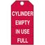 Brady Cylinder Status Tags BRY262-17927