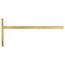 Goldblatt Drywall T-Squares GOL317-05121