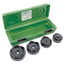 Greenlee Manual Round Standard Knockout Punch Kits GRL332-7304