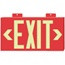Jessup Glo Brite® Eco Framed Exit Signs JSS397-7011