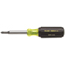 Klein Tools 5-in-1 Screwdriver/Nut Driver KLT409-32476
