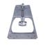 Contour Flange Aligner Bases, Aluminum ORS430-14795