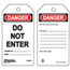 Master Lock Guardian Extreme™ Safety Tags MLK470-S4001